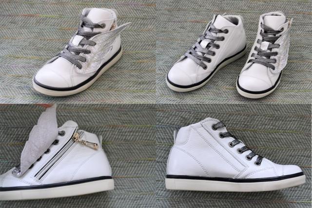 Детские ботинки-кеды, Constanta фото