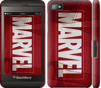 """Чехол на Blackberry Z10 Marvel """"2752c-392-19380"""""""