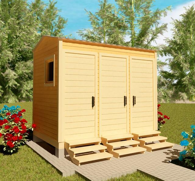 Хозблоки, сараи для сада, бытовки для дачи - это ландшафтные строения, необходимые для полноценного использования дачи, фото