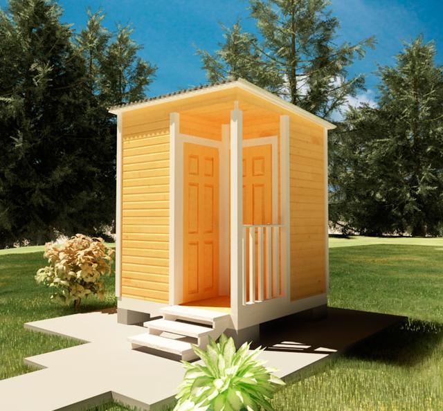 Хозблоки, сараи для сада, бытовки для дачи - это ландшафтные строения, необходимые для полноценного использования дачи, фото 6