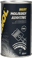 Противоизносная присадка Mannol Molibden Additive 0.3L