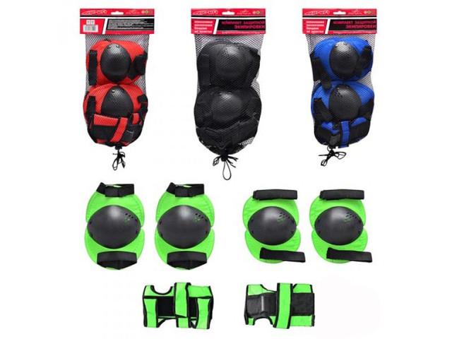 Защита (наколенники, налокотники, шлемы)