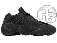 Мужские кроссовки Adidas Yeezy 500 Utility Black F36640