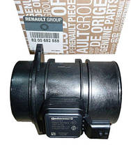 Расходомер воздуха на Рено Гранд Сценик III 1.5dci K9K / Renault (Original) 8200682558