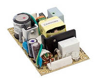 Блок питания Mean Well PSC-35B С функцией UPS 35.9 Вт, 27.6 В/0.85 А, 27.6 В/ 0.45 А (AC/DC Преобразователь)