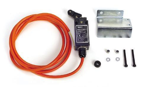 Датчик защиты для поворотных круглых стрел шлагбаума Faac B680H
