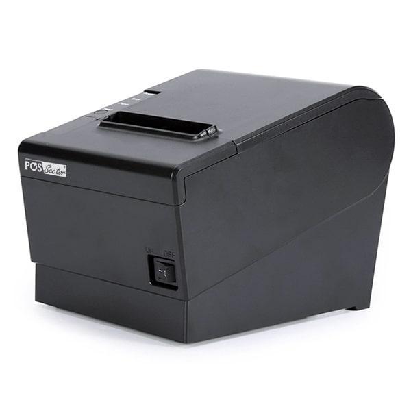 POS-принтер кассовых чеков USB Термопринтер чековый POS Sector 80 мм
