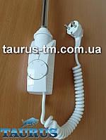 ЭлектроТЭН (нагреватель) белый с регулятором, Польша для полотенцесушилок