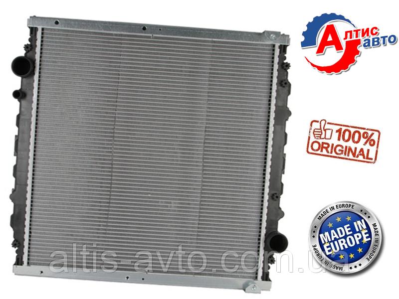 Радиатор MAN L2000 8.163, 8.150, 8.180, LE 140-220 Тгл Тгм для грузовых автомобилей охлаждения