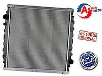 Радиатор MAN L2000 8.163, 8.150, 8.180, LE 140-220 Тгл Тгм для грузовых автомобилей охлаждения MAN tga