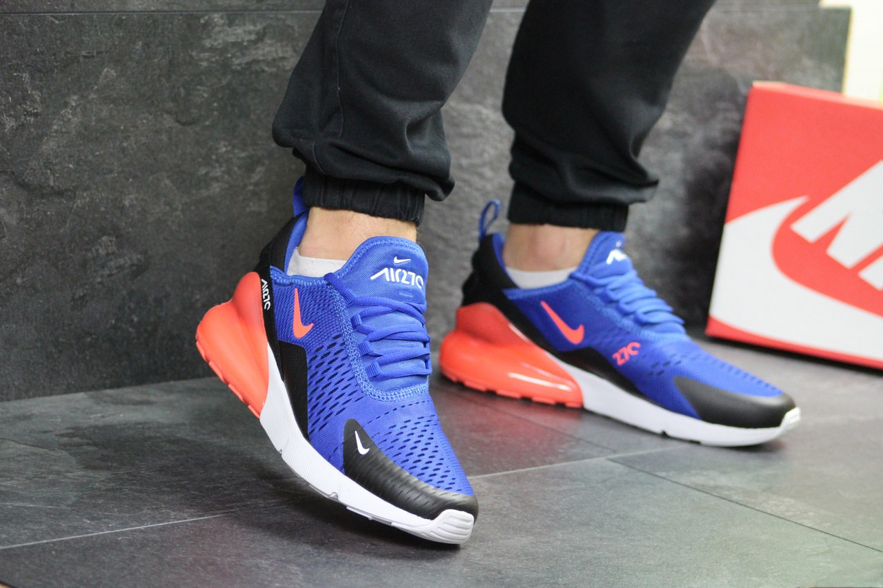Мужские кроссовки Nike Air Max 270 7168 45 - Интернет-магазин обуви