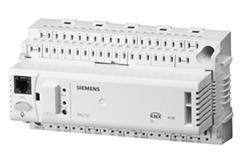 Свободно параметрируемый контроллер систем вентиляции Siemens RMU730B-4