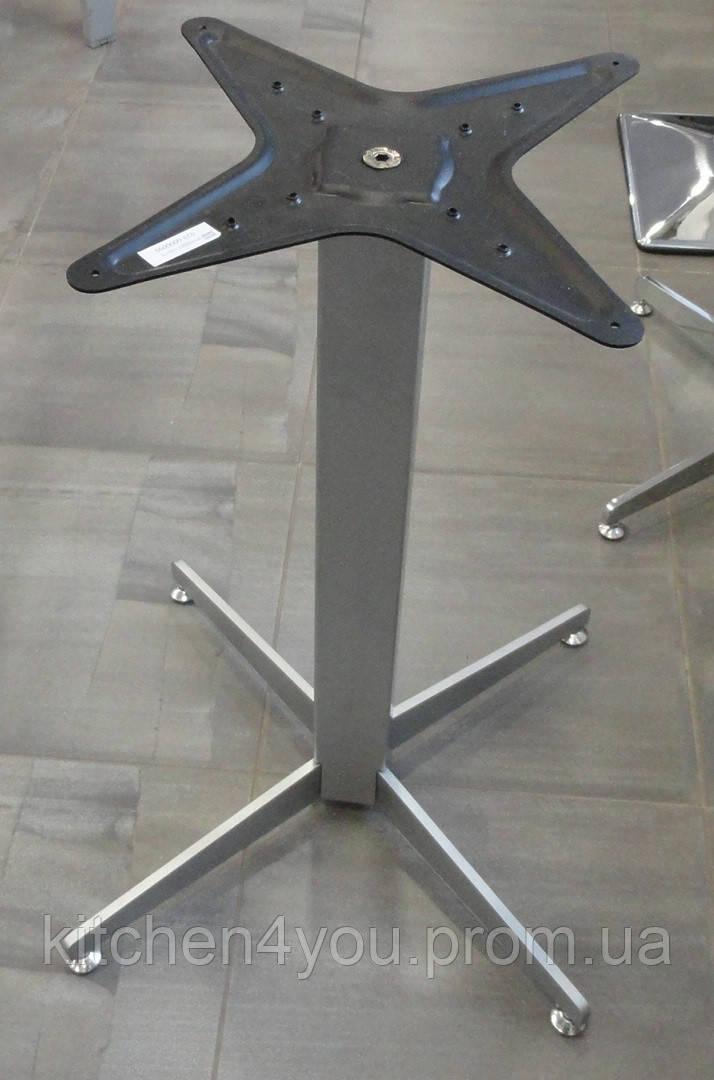 Опора для столу Tempo 11.473.24 покриття матовий хром