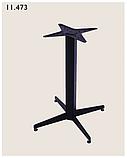 Опора для столу Tempo 11.473.24 покриття матовий хром, фото 2