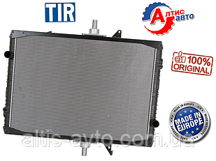Радиатор Рено Магнум E-Tech, Mack, (в сборе с рамкой) охлаждения грузовика Renault Premium Magnum 5010514435