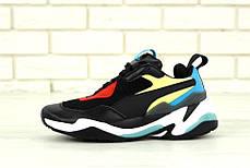 Мужские кроссовки Puma Thunder Spectra Black . ТОП Реплика ААА класса., фото 2