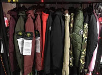 Весняна куртка Stone Island 4 кольори. Топ якість! магазин Стоун Айленд Нове надходження стоун копія топ., фото 1