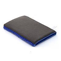 Перчатка с покрытием из наноглины Crystal Side для очистки кузова автомобиля Clay Mitt Premium Quality