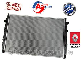 Радиатор Рено Магнум Dxi 12/13, Kerax алюминий, охлаждения Renault Magnum Premium 5010619446 7484201967
