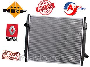 Радиатор Renault Premium Dci, Kerax (826X709X48 алюминий) охлаждения Рено Премиум 509706