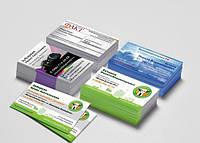 Печать визиток Харьков