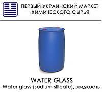 Water glass (sodium silicate), жидкость