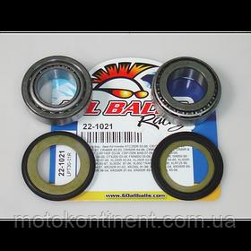 ALL BALLS 22-1021 подшипники рулевой колонки для Honda XR250-650/Honda XL/XV/Honda XRV750/Honda CRF 125-250...