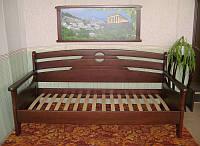 """Деревянный диван-кровать """"Луи Дюпон-2"""" 1200*2000"""
