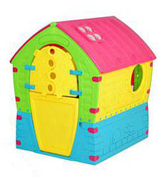 Детский игровой домик Marian Plast 680, размер 95*90*110 см