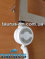 Белый ТЭН с регулятором + таймер для полотенцесушителя. Польша: 300Вт, 400Вт, 600Вт