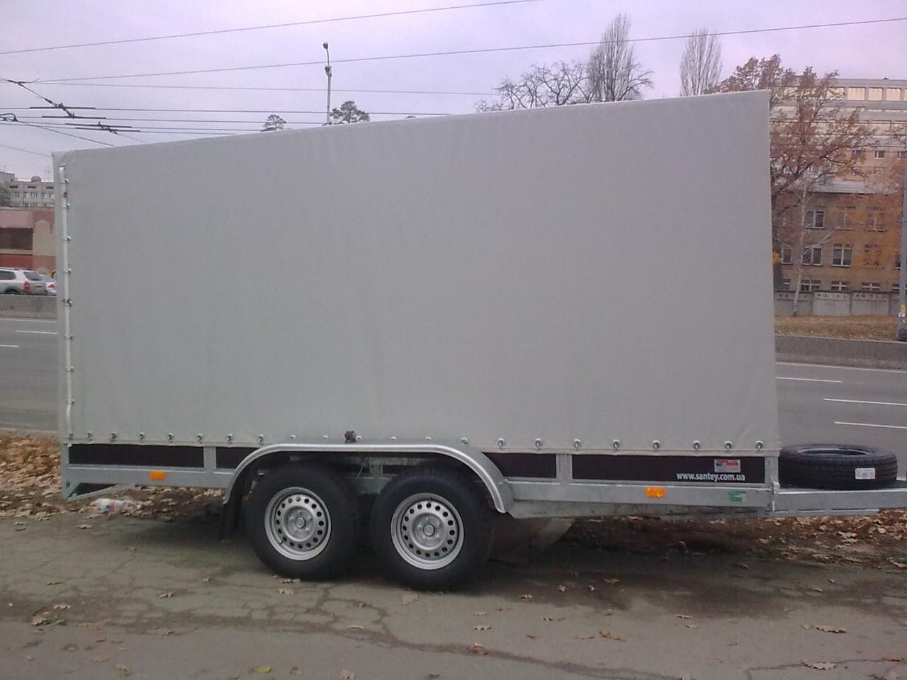 Прицеп Сантей 3000-02 двухосный с тормозами