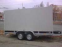 Прицеп Сантей 3000-02 двухосный с тормозами, фото 1