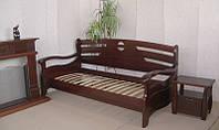 """Деревянный диван-кровать """"Луи Дюпон Люкс"""" 900*1900"""