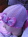 Весенние  шапочки для девочки, фото 2