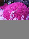 Весенние  шапочки для девочки, фото 5
