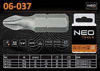 Бита-насадка ACR PH2x50мм, 5шт.,  NEO 06-037
