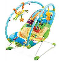 Массажное кресло-качалка Жители Саванны Tiny Love 1800106830