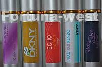 Парфюмерия миниатюры, парфумерия мини, ручки,15 мл.