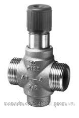 Двуходовой, резьбовой клапан Siemens VVG549.25-6.3K