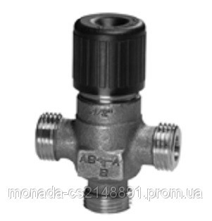 Трехходовой, резьбовой клапан Siemens VXP45.10-1