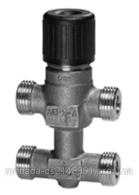 Трехходовой, резьбовой клапан c байпасом Siemens VMP45.10-0.63