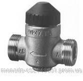 Двуходовой, резьбовой клапан VVP47.10-0.63