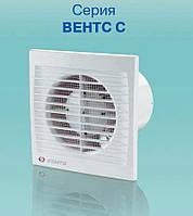 Вентилятор вентс 125 С турбо