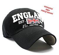Мужская чоловіча спортивная стильная кепка бейсболка блайзер ENGLAND, фото 1