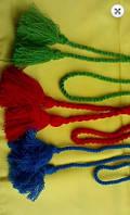 Пояс витой для вышиванки  (С.Е.С.)