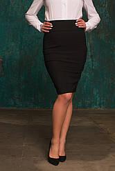 Классическая юбка-карандаш в деловом стиле
