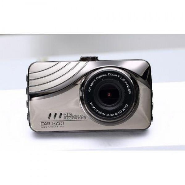 Видеорегистратор автомобильный авторегистратор GBX DVR E10 Metall 1080p в машину камера