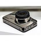 Видеорегистратор автомобильный авторегистратор GBX DVR E10 Metall 1080p в машину камера, фото 4