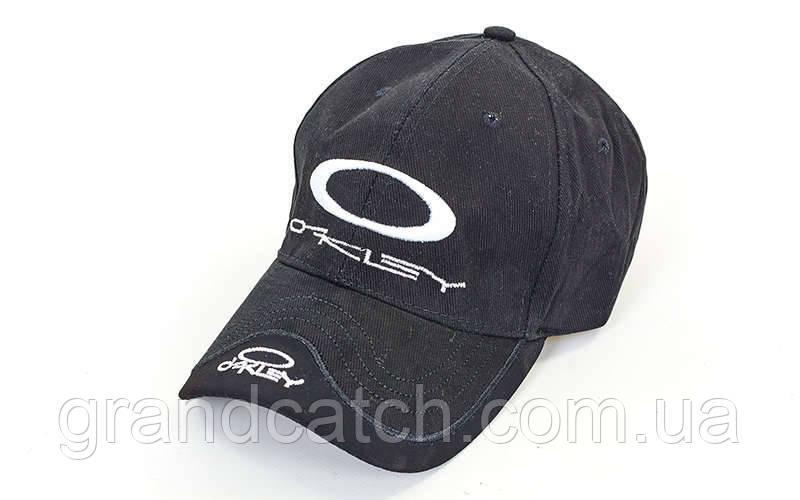 Бейсболка Oakley (черная)