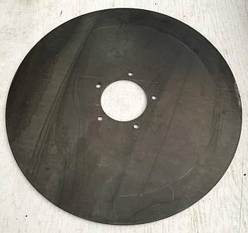 Диск сошника сеялки СЗ-3.6 (БЕЗ СТУПИЦЫ)